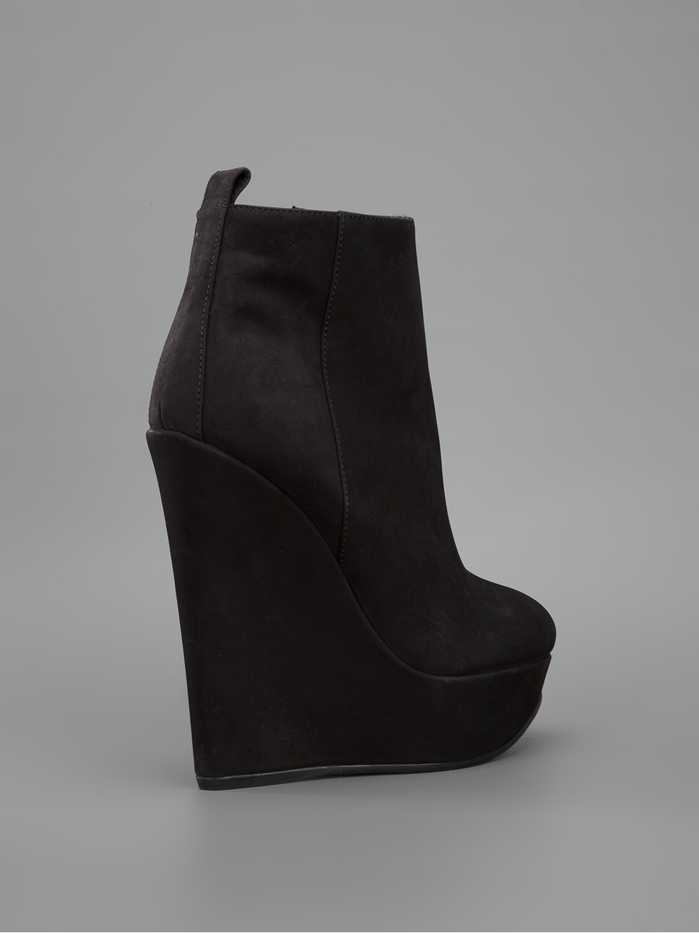 DSquared² Wedge Bootie in Black