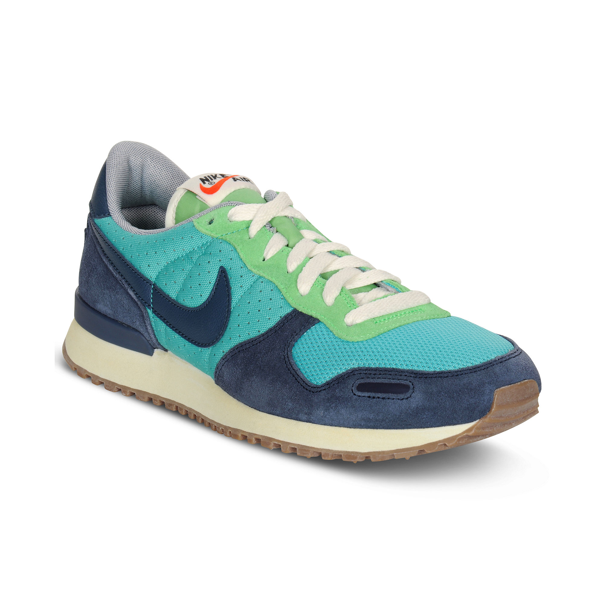 nike air vortex vintage sneakers in blue for men sport. Black Bedroom Furniture Sets. Home Design Ideas