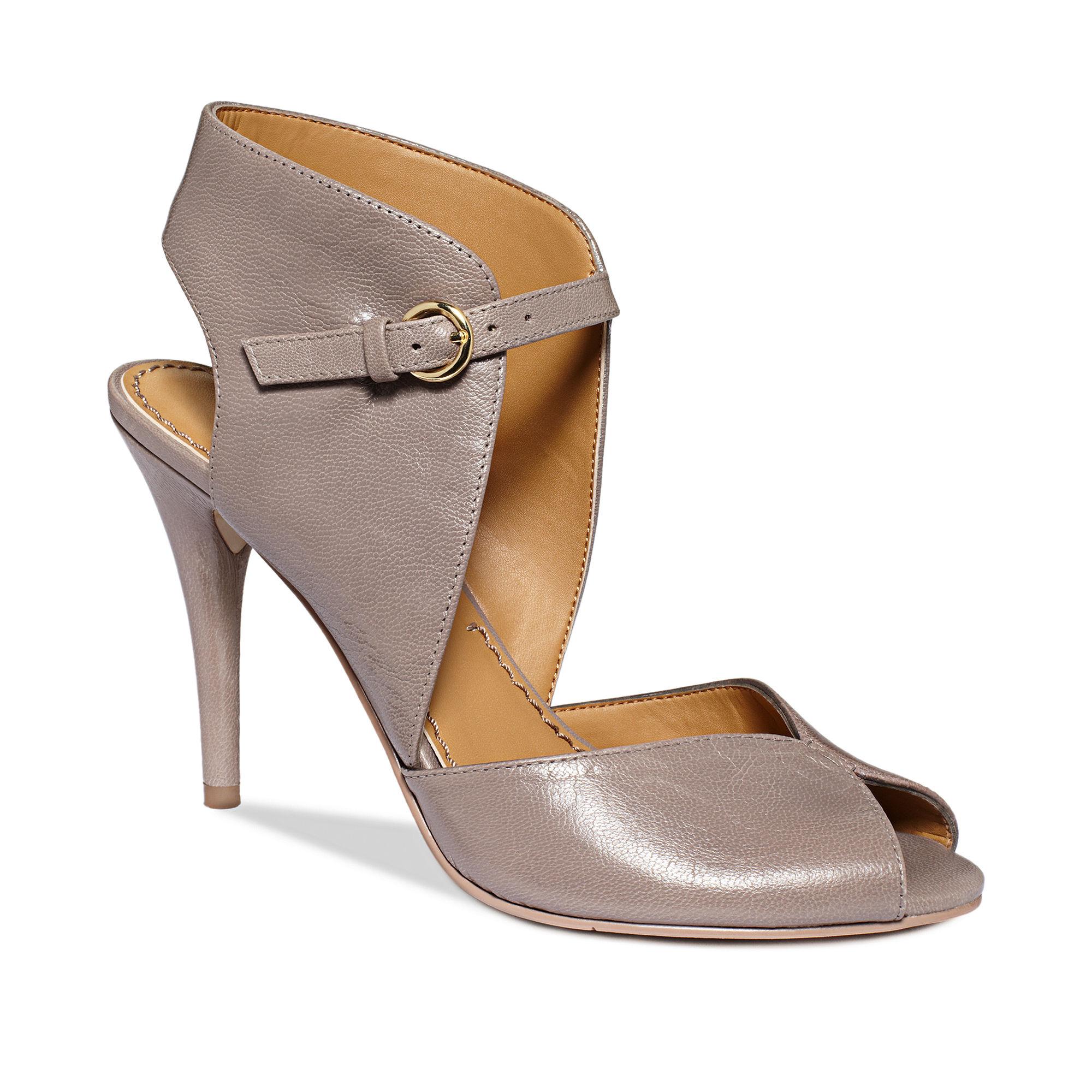 696d229fda3 Nine West Gray Savvy Ankle Strap Sandals