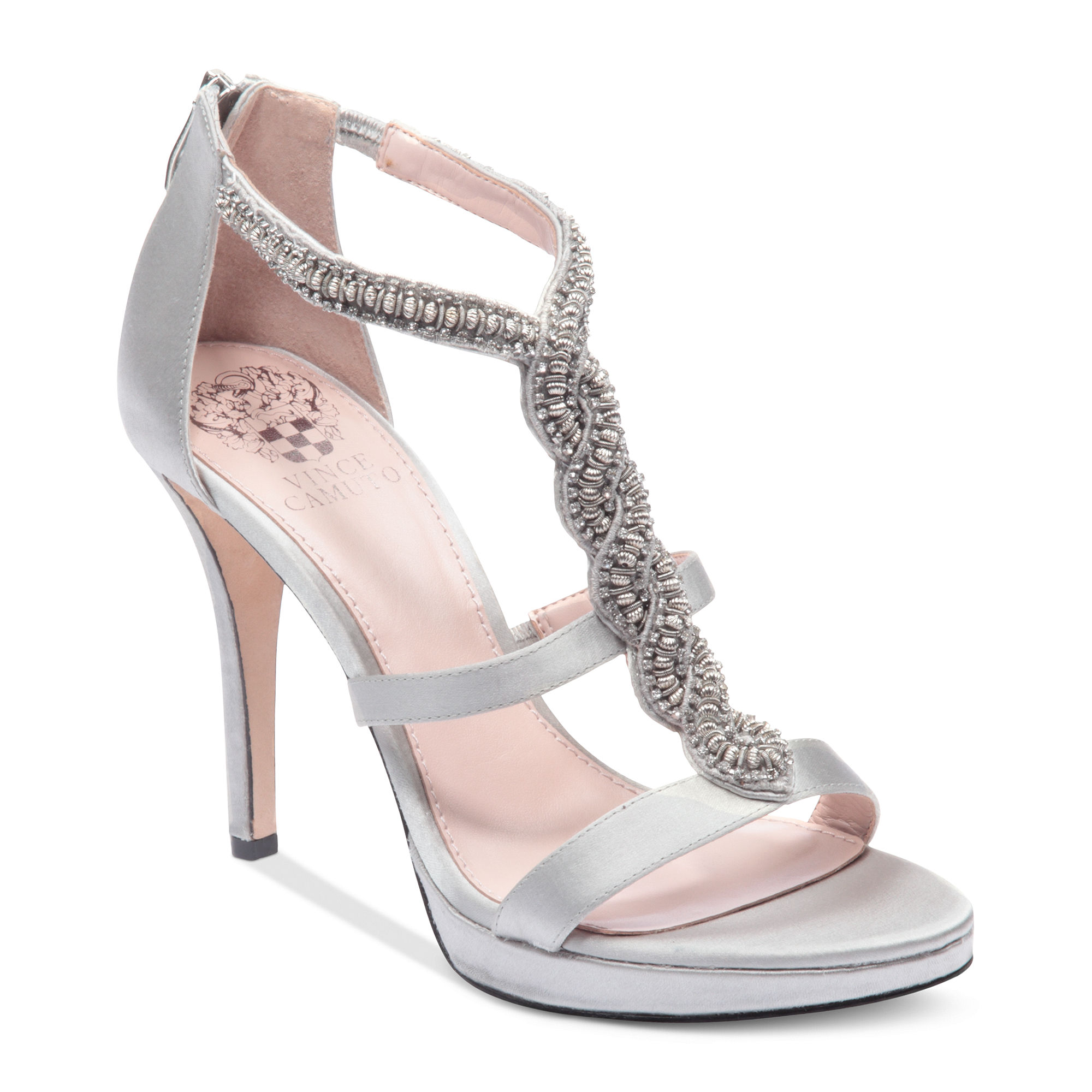 vince camuto raizel twisted front platform dress sandals