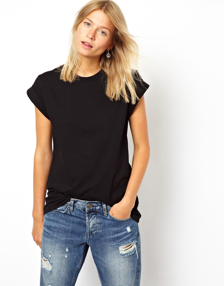 Free shipping BOTH ways on not your daughters jeans petite roll up sleeve shirt black, from our vast selection of styles. Fast delivery, and 24/7/ real-person service with a .