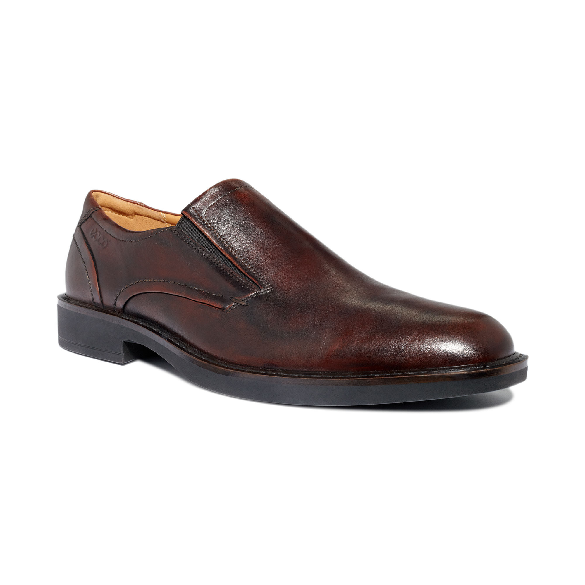 Ecco Slip On Dress Shoes