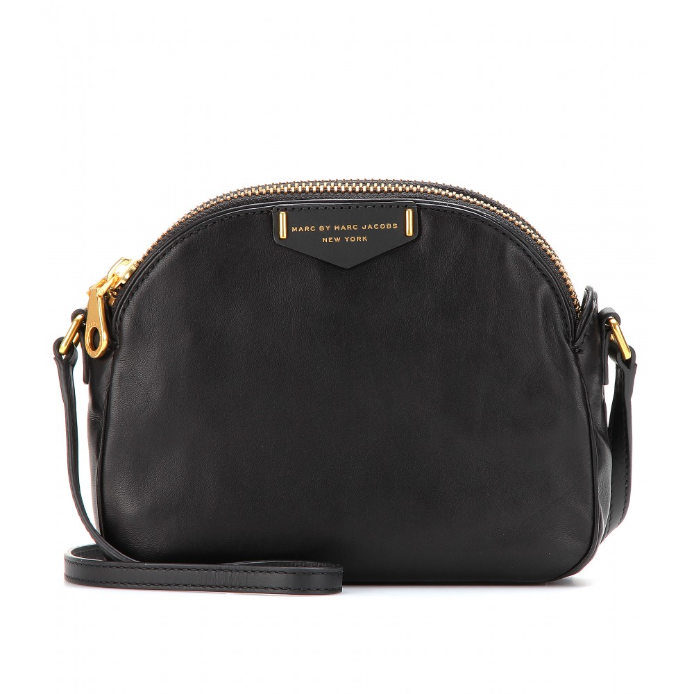 Marc By Marc Jacobs Lola Crossbody Leather Shoulder Bag In