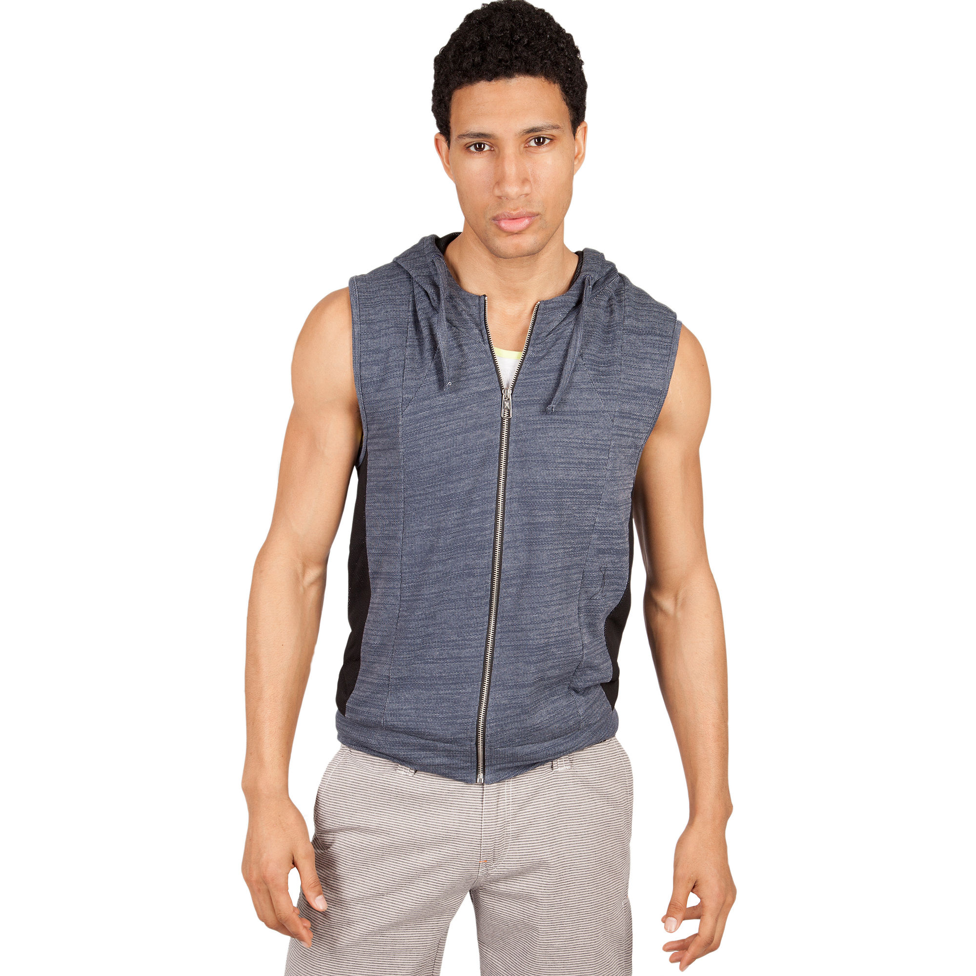 Marc ecko estranged hoodie in gray for men lyst for Marc ecko dress shirts