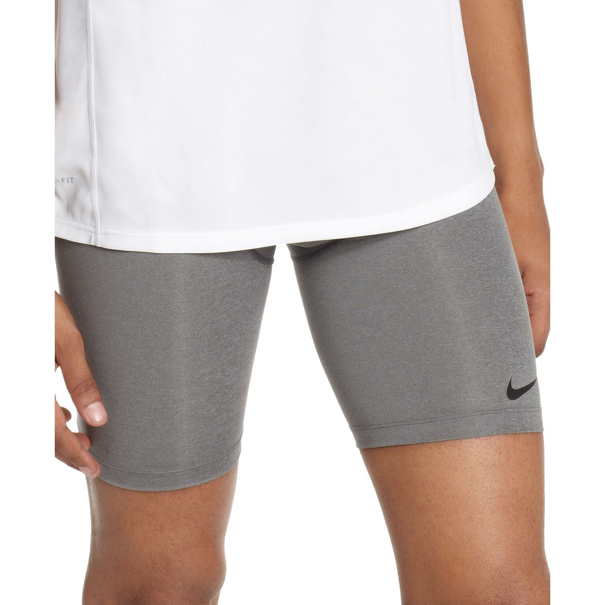 Combine men's compression shorts, tights and tops with a pair of men's shoes for a flexible combination that will help put you in a position to attack your training. Shop compression shorts, tights and tops for women, boys and girls, and be sure to explore the complete collection of men's clothing for additional style, design and color.