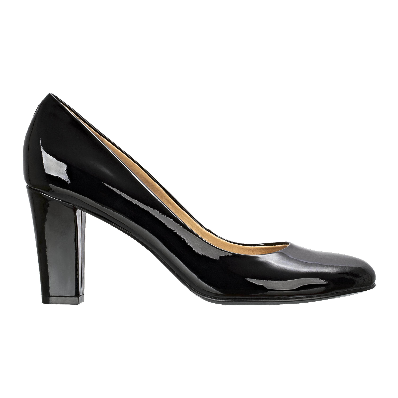 Black Patent Leather Bandolino Shoes