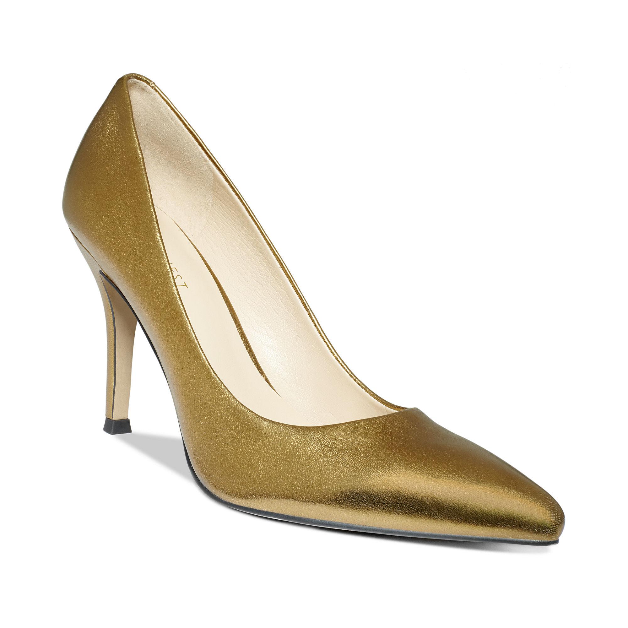 Nine West Flax Heel Shoes