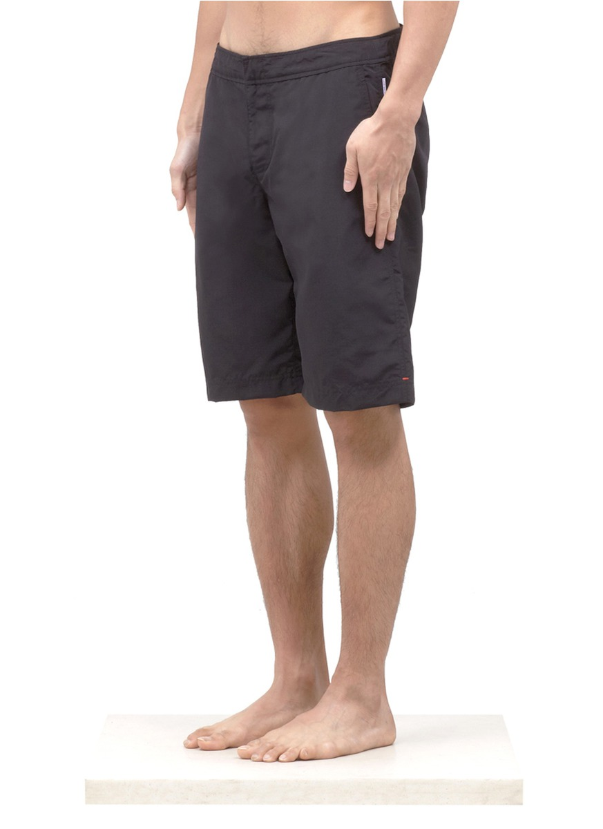 c2a835d25f Orlebar Brown Dane Swim Shorts in Black for Men - Lyst