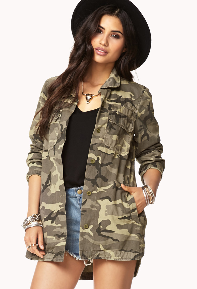Shop for and buy womens camo jacket online at Macy's. Find womens camo jacket at Macy's.