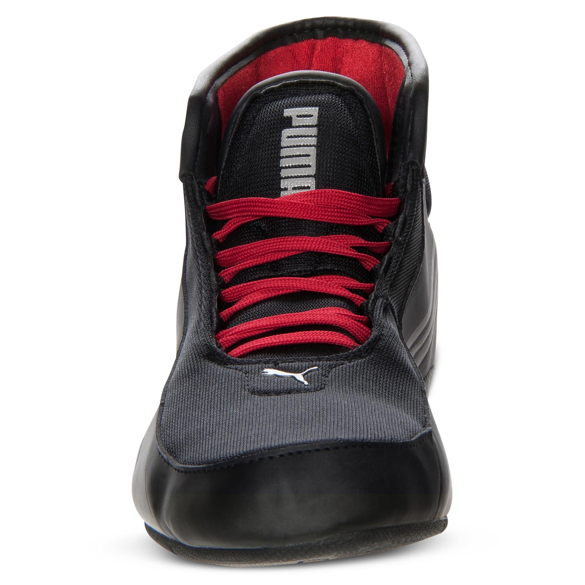 PUMA Alekto Mid Sf Sneakers in Black
