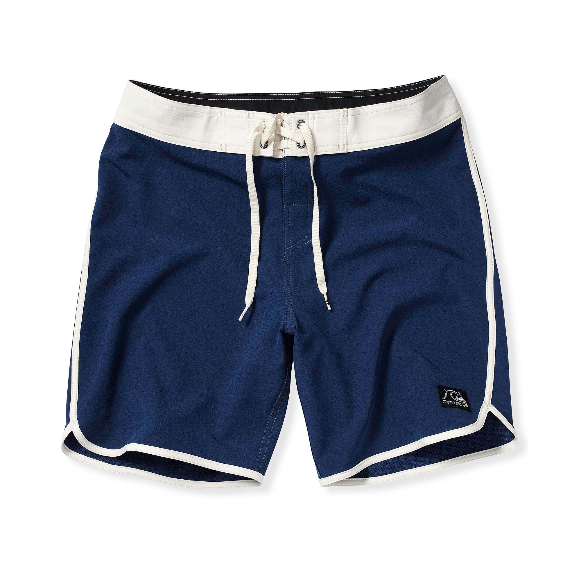 Quiksilver Og Scallop Boardshorts in Vintage Blue (Blue ...