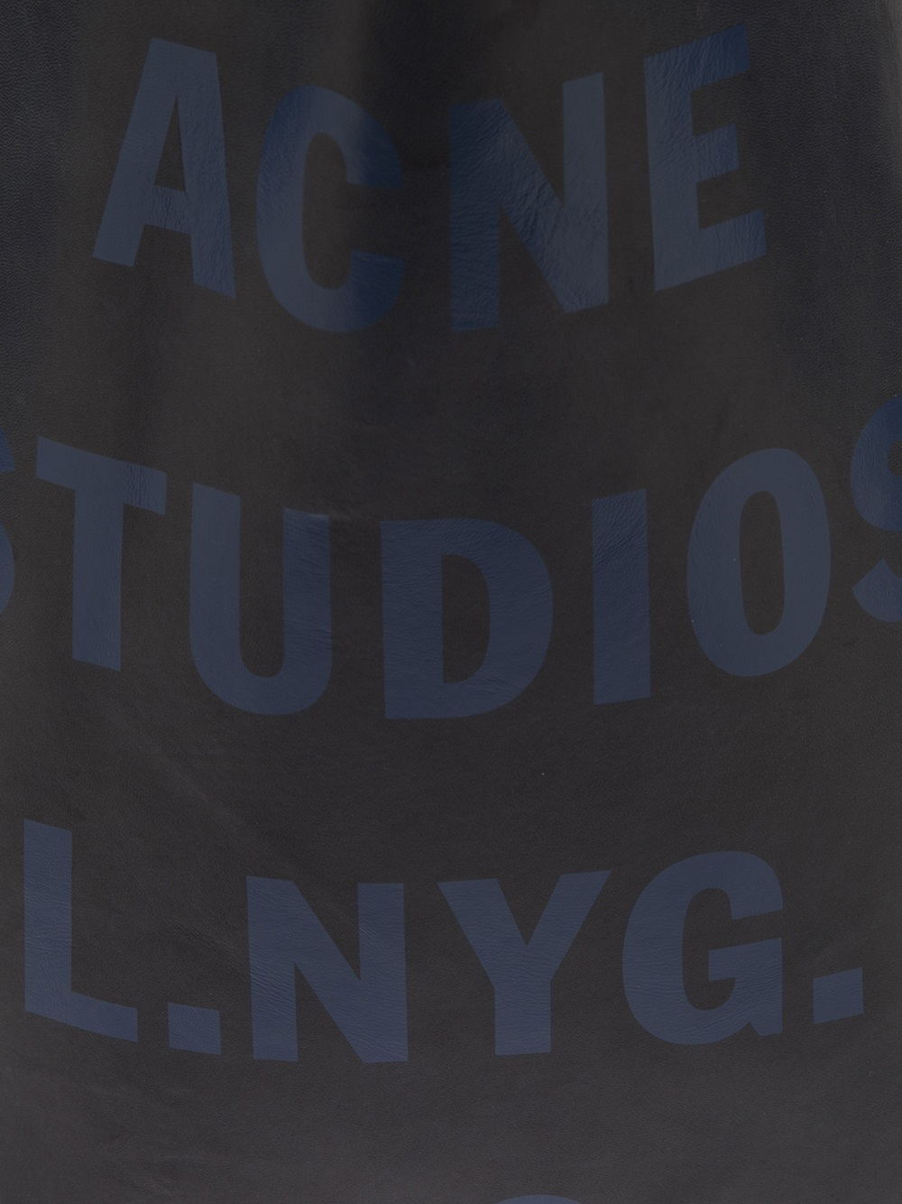 Acne Studios Rumor Us Tote in Blue (Grey)