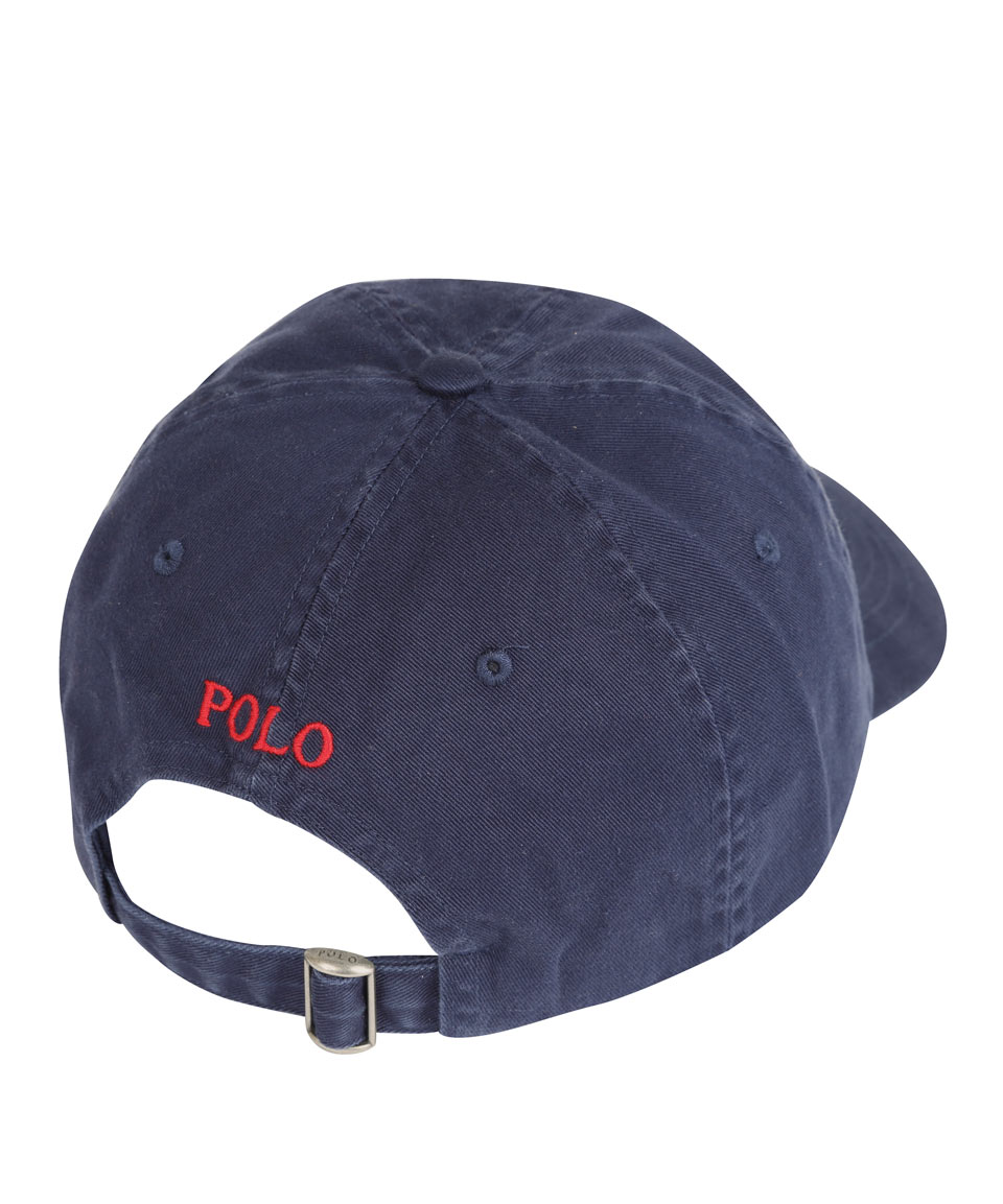 5c9421c2 Polo Ralph Lauren Baseball Cap Navy