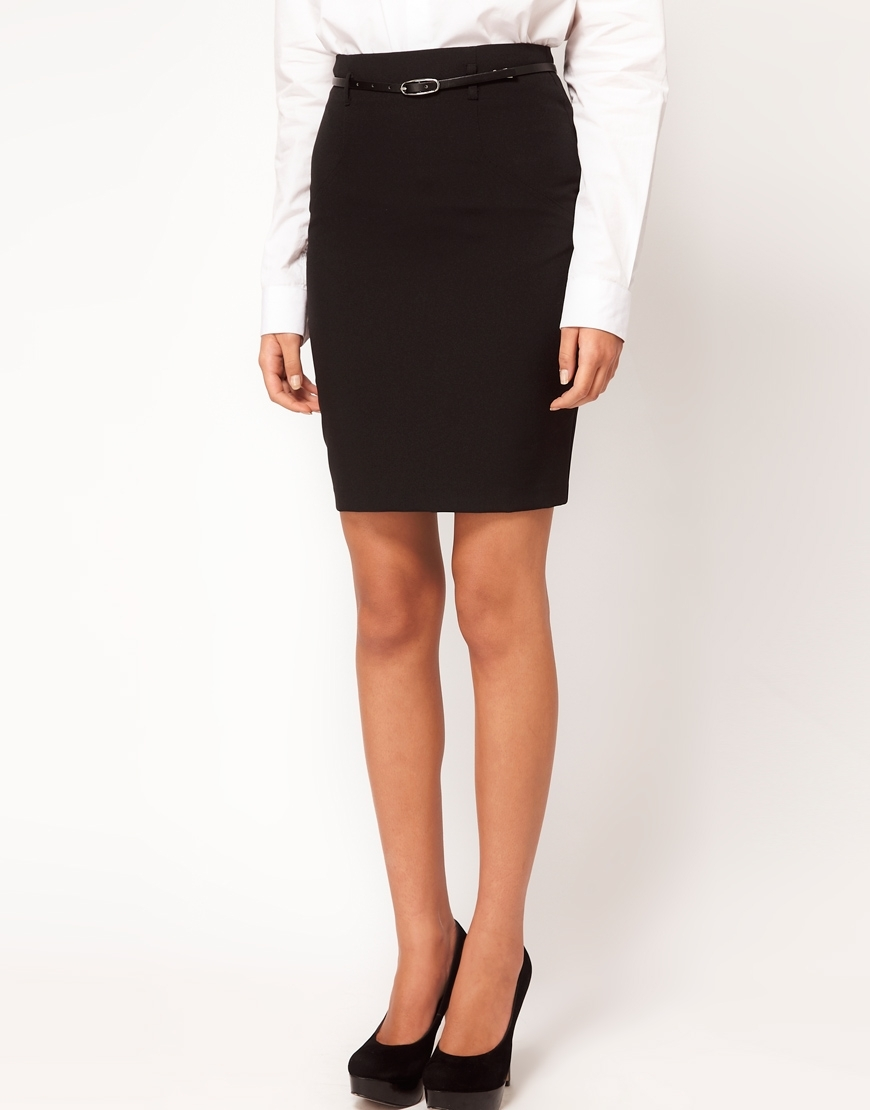 Find petite black pencil skirt at ShopStyle. Shop the latest collection of petite black pencil skirt from the most popular stores - all in one place.