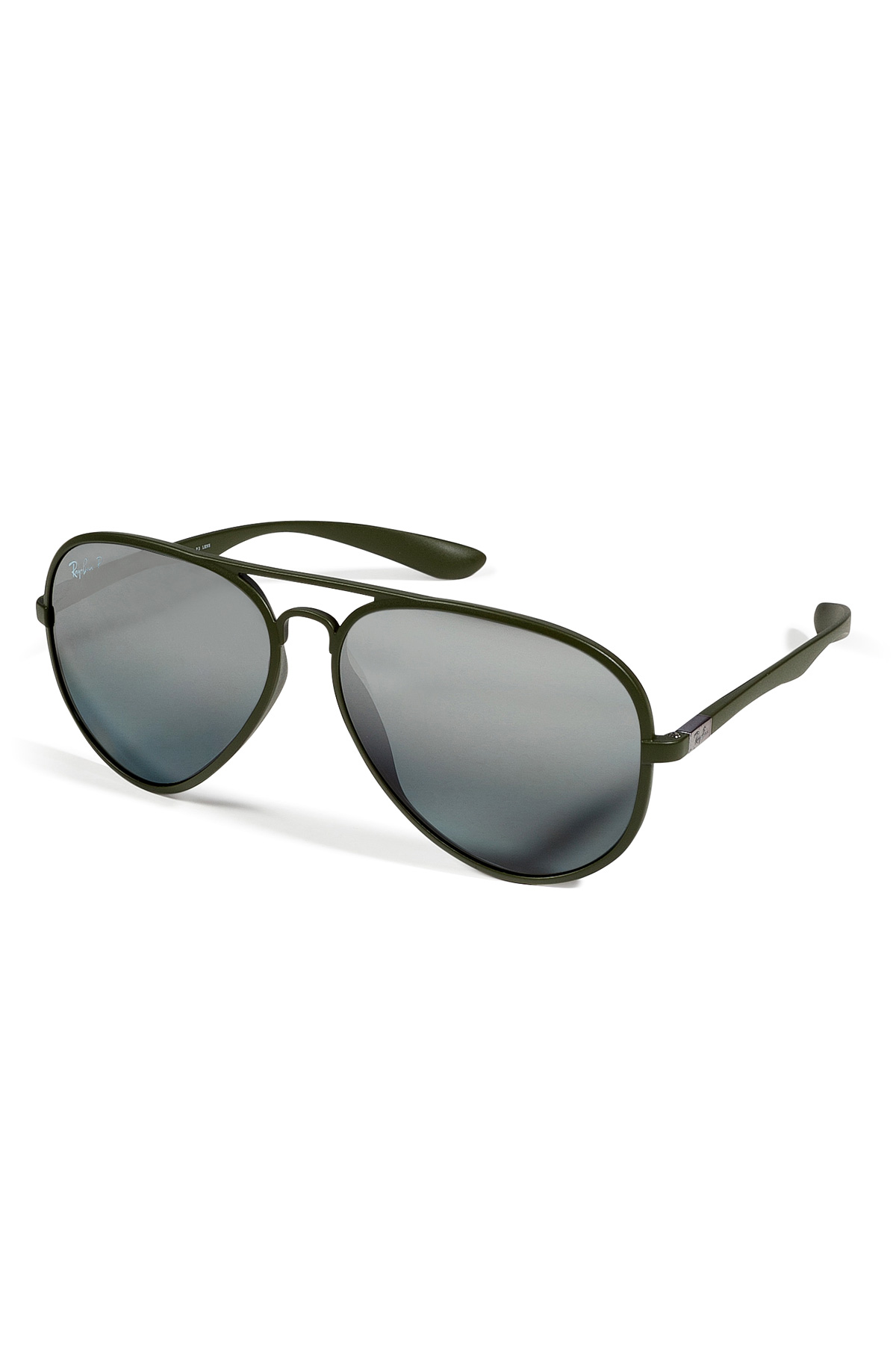 c1bc542c06453 discount code for lyst ray ban matte green liteforce aviator tech polarized  68745 dd6e9