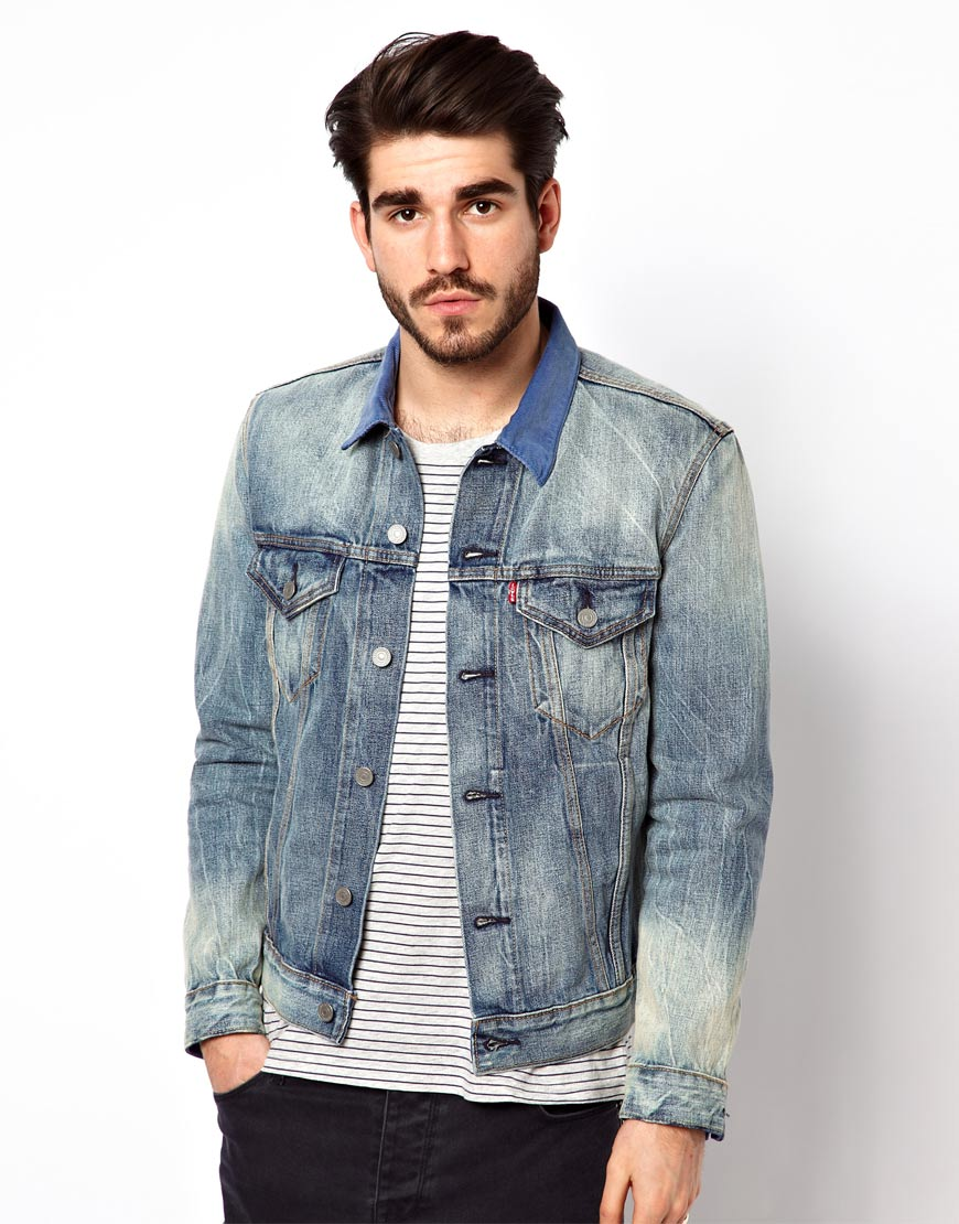 Ideal fit of a denim jacket? - Page 2 « Kanye West Forum