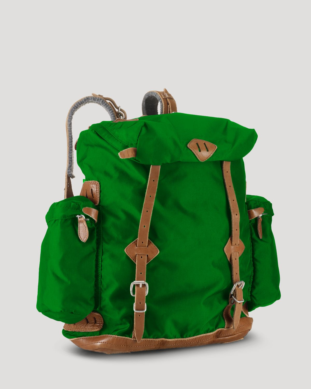 Lyst Ralph Lauren Polo Yosemite Canvas Backpack In Green