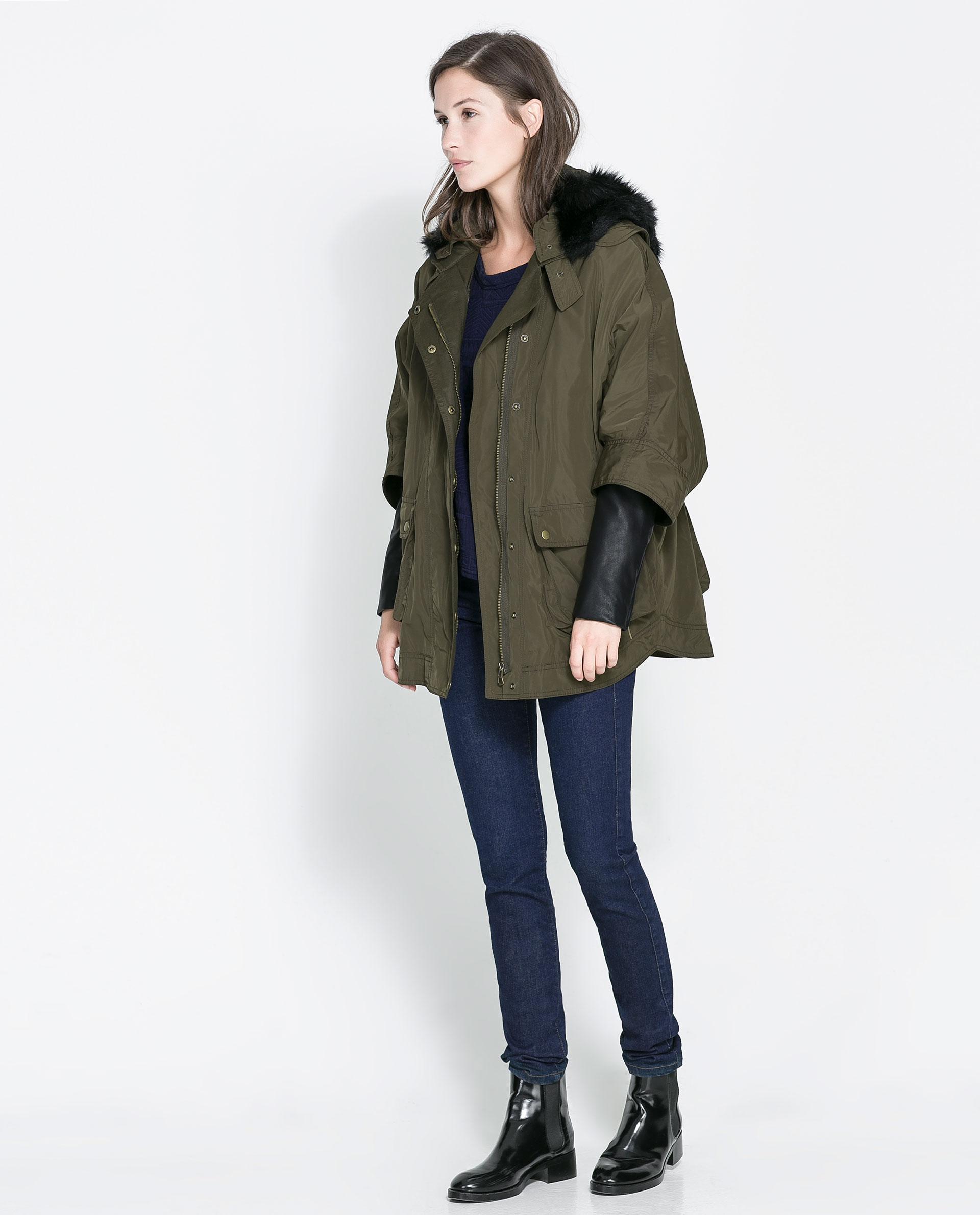 Zara womens jacket