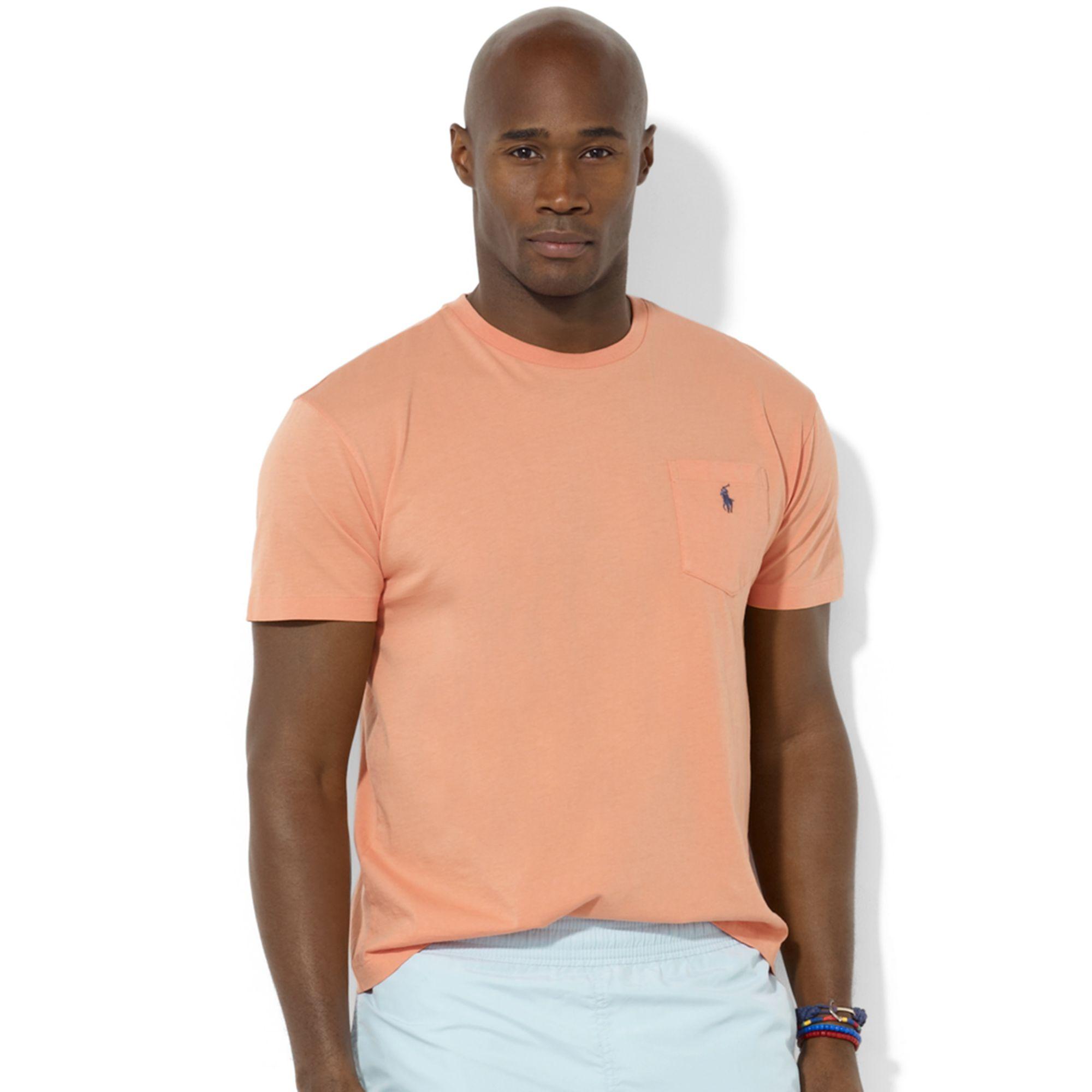 polo ralph lauren t shirt core classic fit polo tee shirt