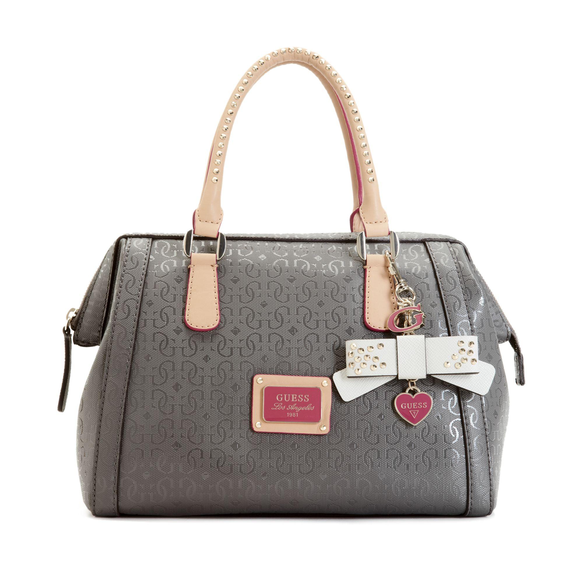Guess Guess Handbag Specks Frame Satchel