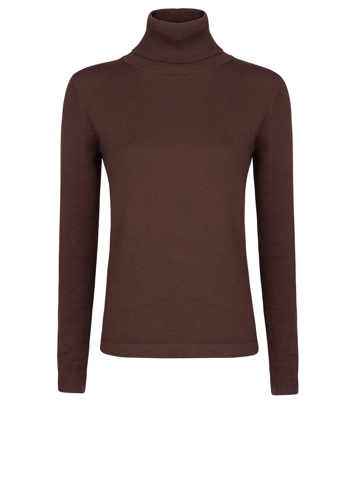 Mango Sweater in Brown | Lyst