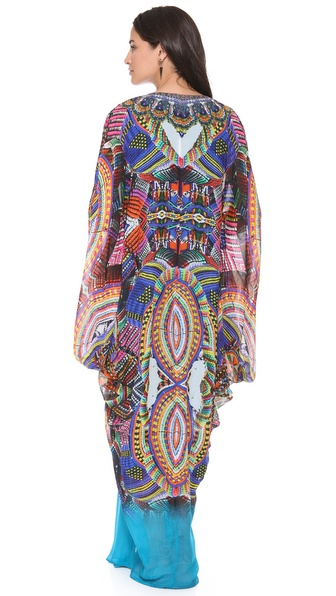 Camilla African Queen Cover Up Caftan Lyst