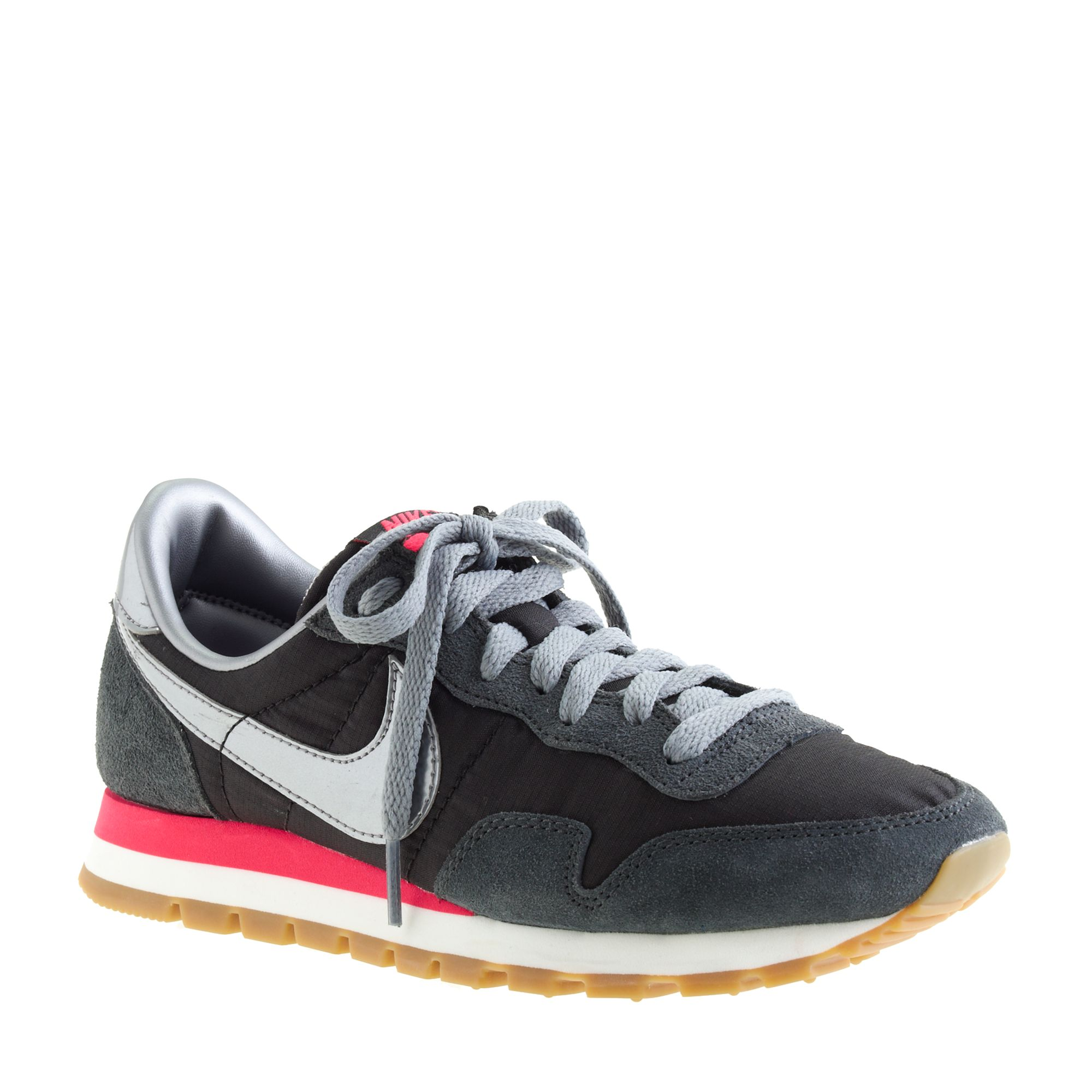 Lyst - J.Crew Nike Vintage Collection Air Pegasus 83 Sneakers in Black e8b467db6