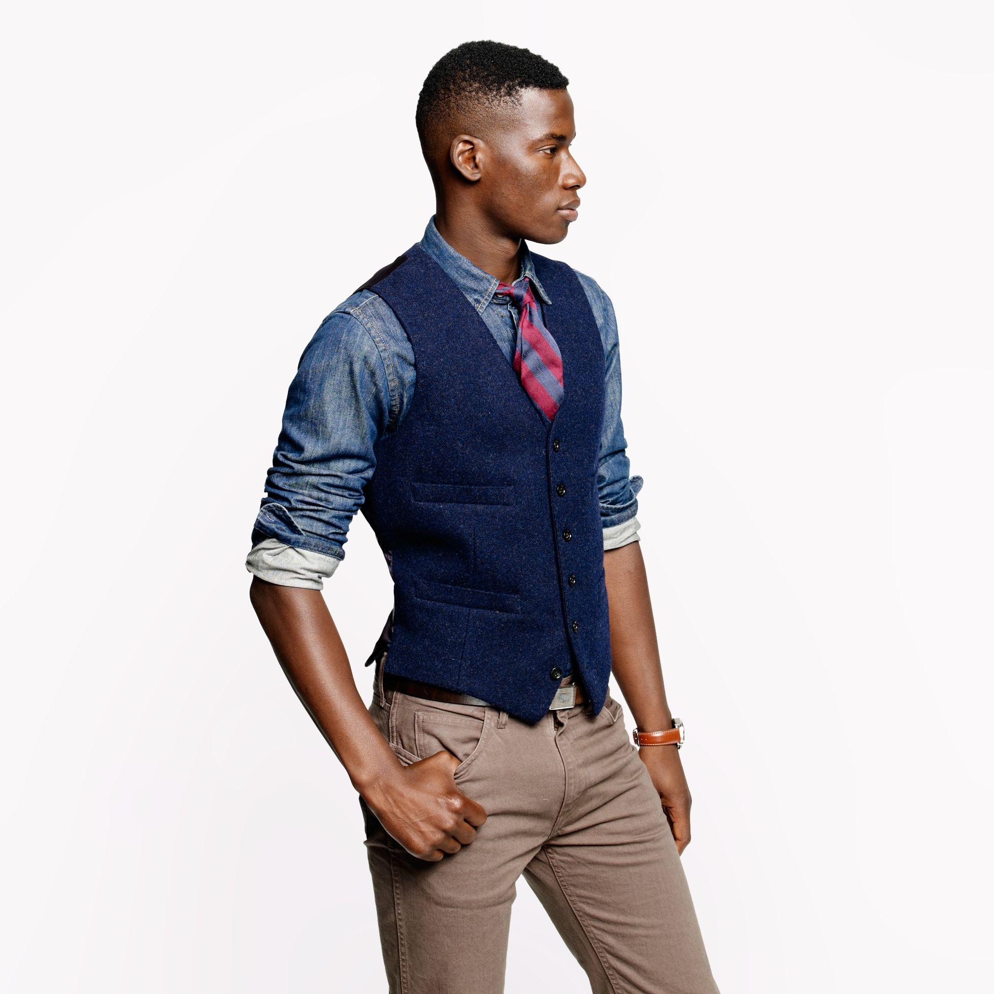 Shop for men's vests including dress vests, casual vests & vest jackets. See the latest styles & brands of vests for men from Men's Wearhouse.