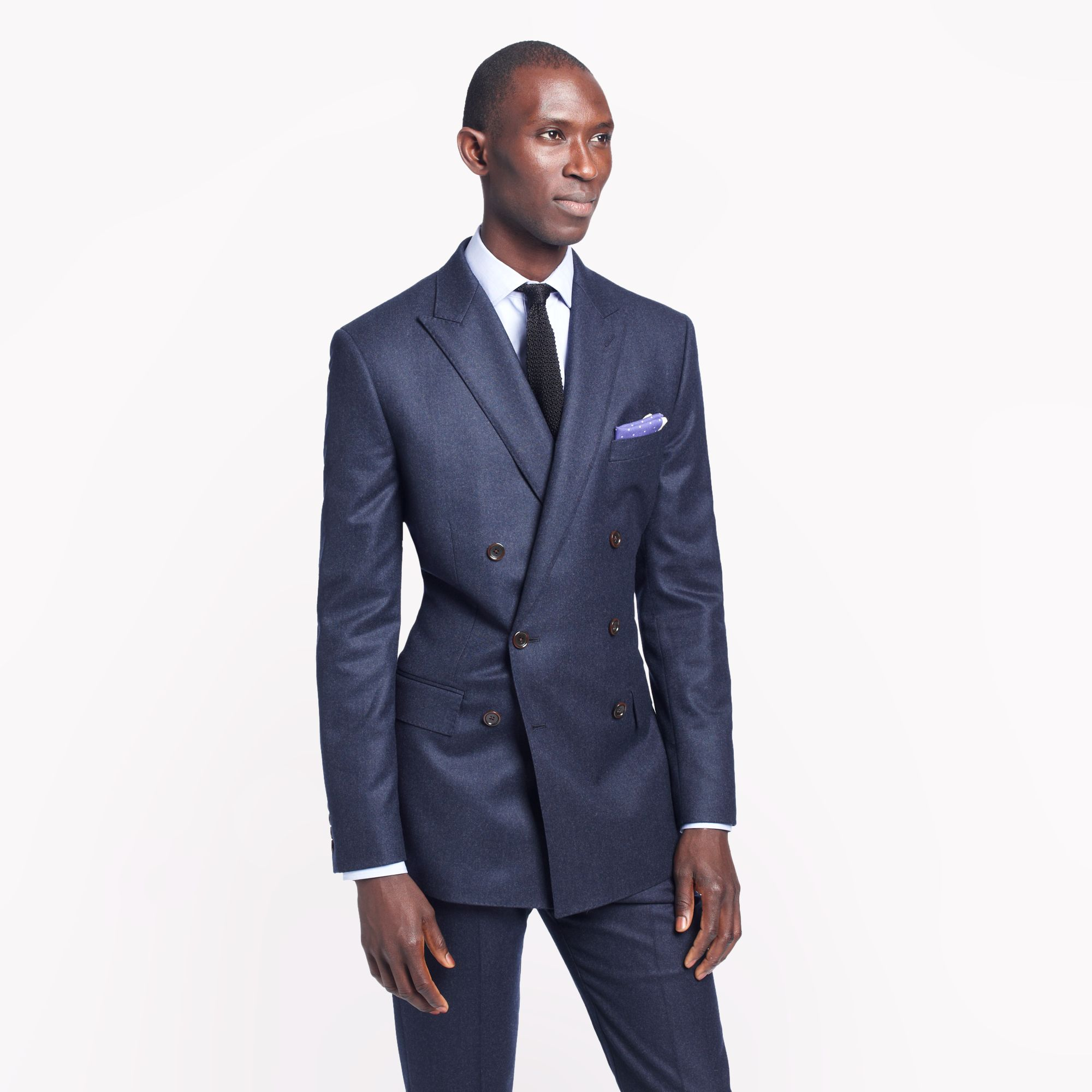 J.crew Ludlow Double-breasted Sportcoat With Double Vent In ...