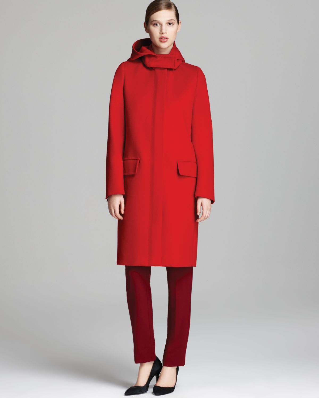 Max Mara Coat Lawia In Red Lyst