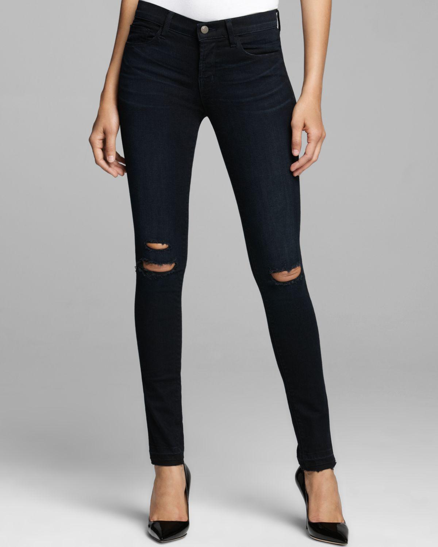 J brand 811 mid rise skinny jeans uk