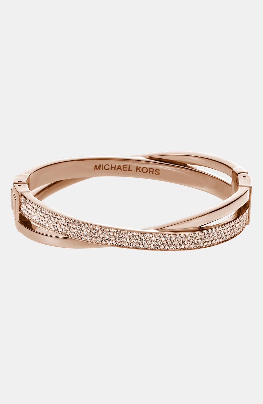 michael kors rose gold beaded bracelets car interior design. Black Bedroom Furniture Sets. Home Design Ideas
