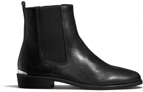 Coach Leona Boot in Black