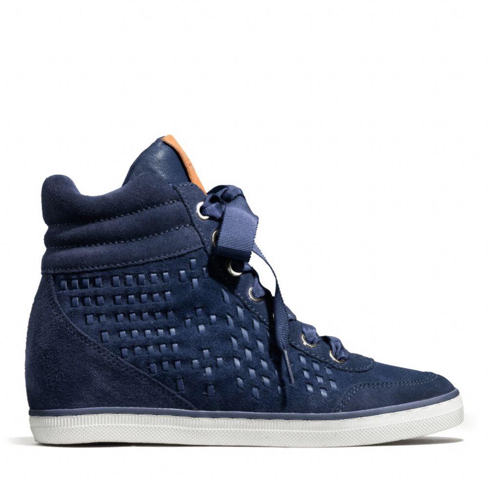Coach Danae Sneaker in Blue