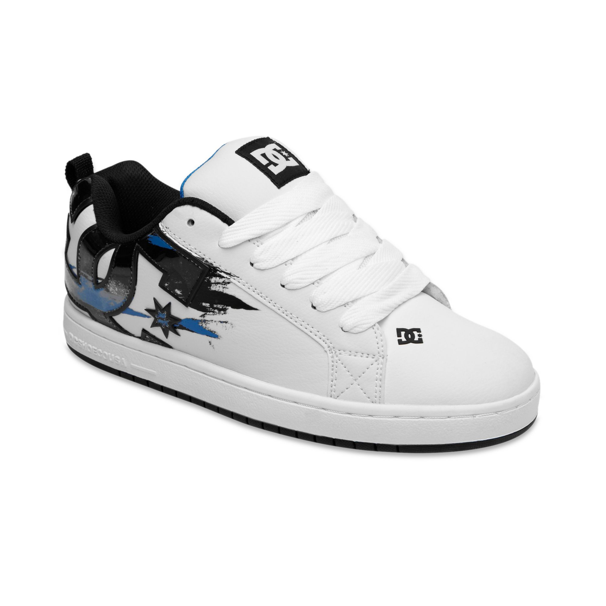 DC Shoes Court Graffic Se Sneakers in