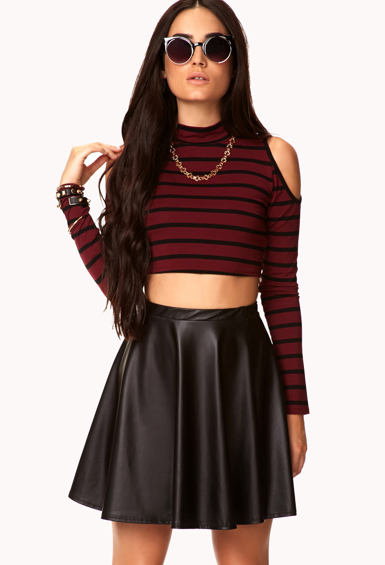 Be a show stopper in a sexy crop top! From casual to chic, we have all of your crop top needs! Shop our lace, floral, tube tops & more! + get 50% off your 1st order! Crop Tops Long Sleeve Crop Tops Mesh Crop Tops Off The Shoulder Crop Tops Pink Crop Tops Purple Crop Tops Red Crop Tops Sequin Crop Tops Striped Crop Tops White Crop Tops.