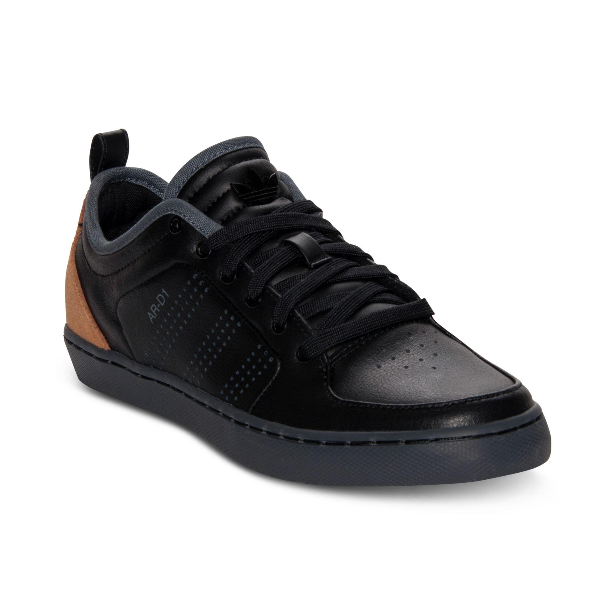 Esmerado Posicionamiento en buscadores Persuasivo  adidas Ard1 Lo Sneakers in Black/Black/Black (Black) for Men - Lyst