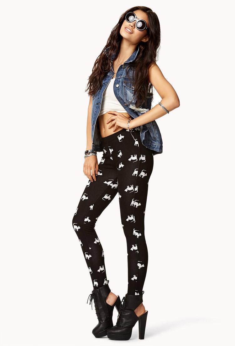195 best images about Cat Underwear on Pinterest | Woman ...  |Cat Print Spandex