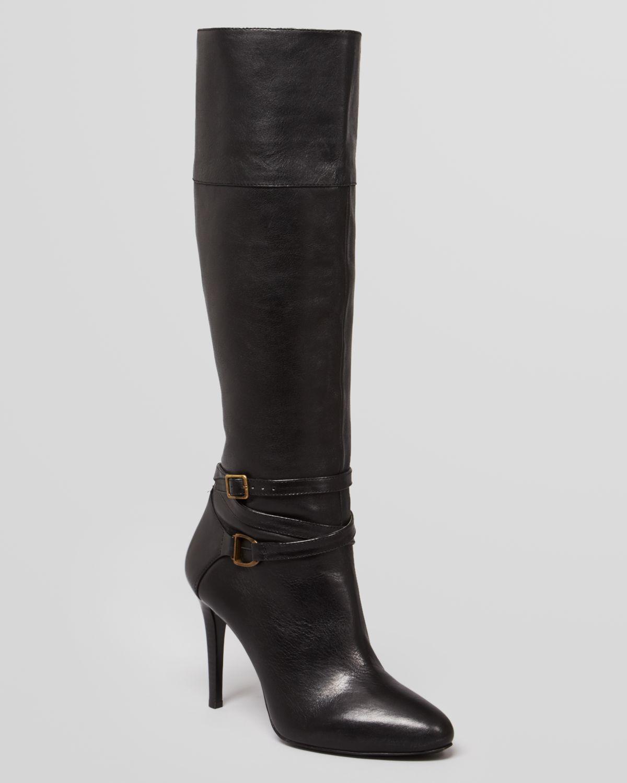 Ralph Lauren Tall Dress Boots Kyla
