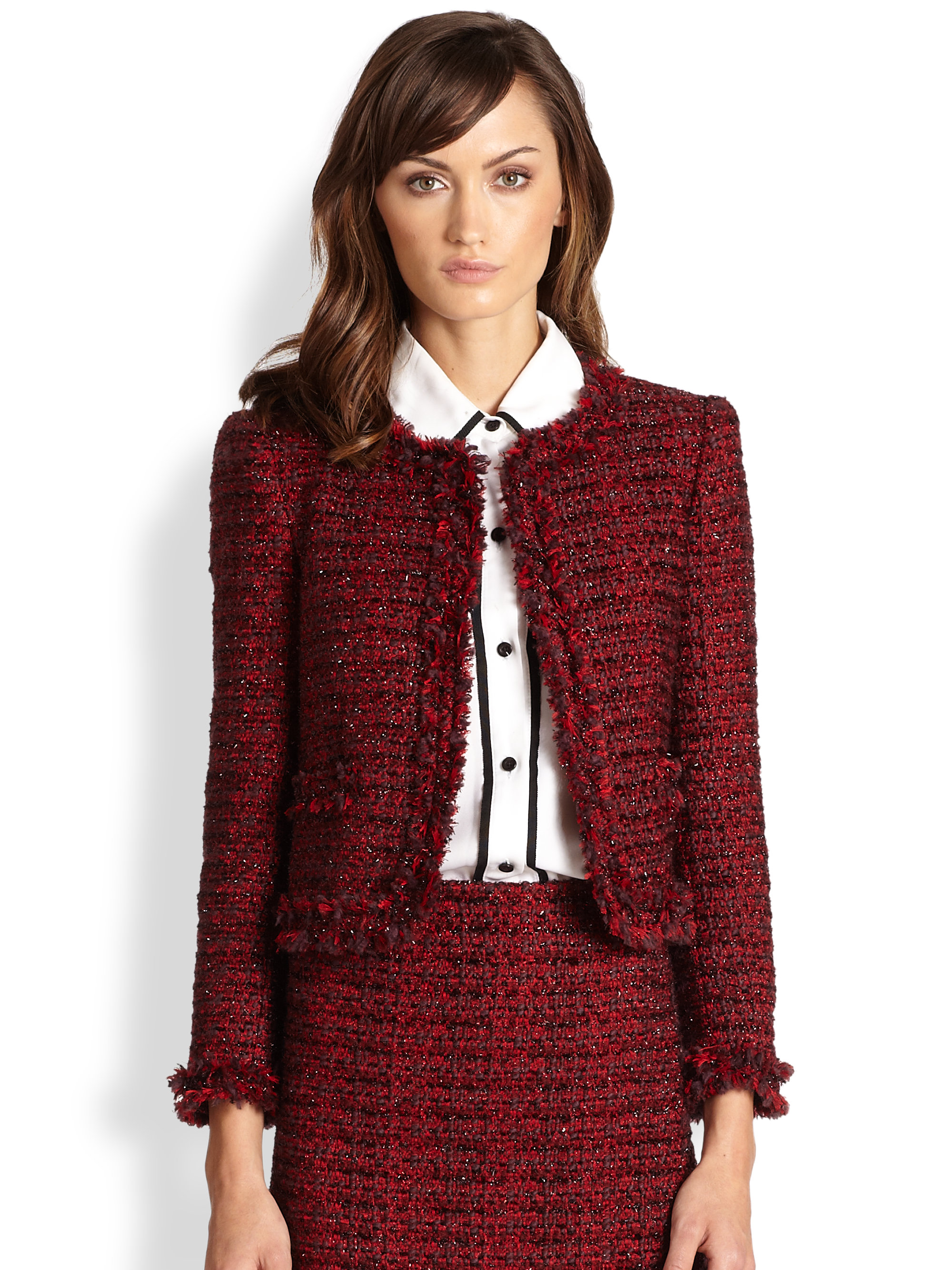 Shop affordable, unique red tweed coat designed by top fashion designers worldwide. Discover more latest collections of Outerwear at getdangero.ga