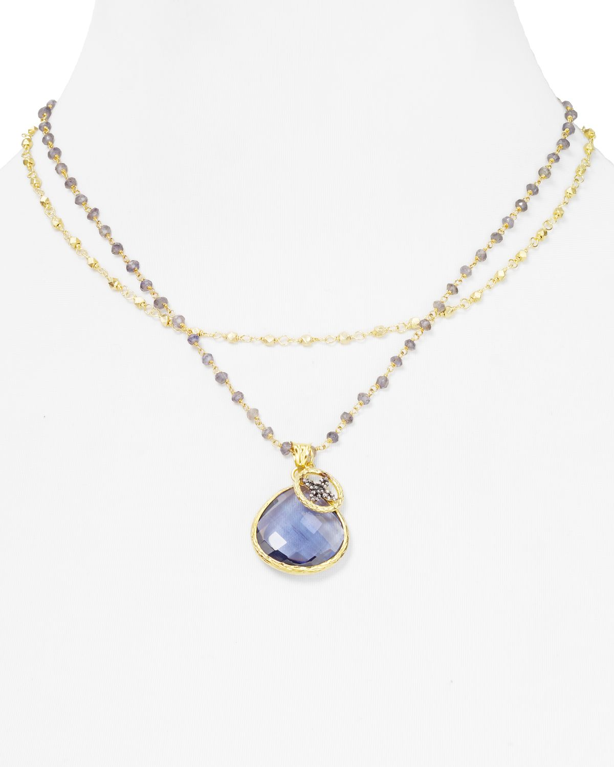 zoom necklace blue necklaces lg iolite brio jewelry to hover axd std topaz