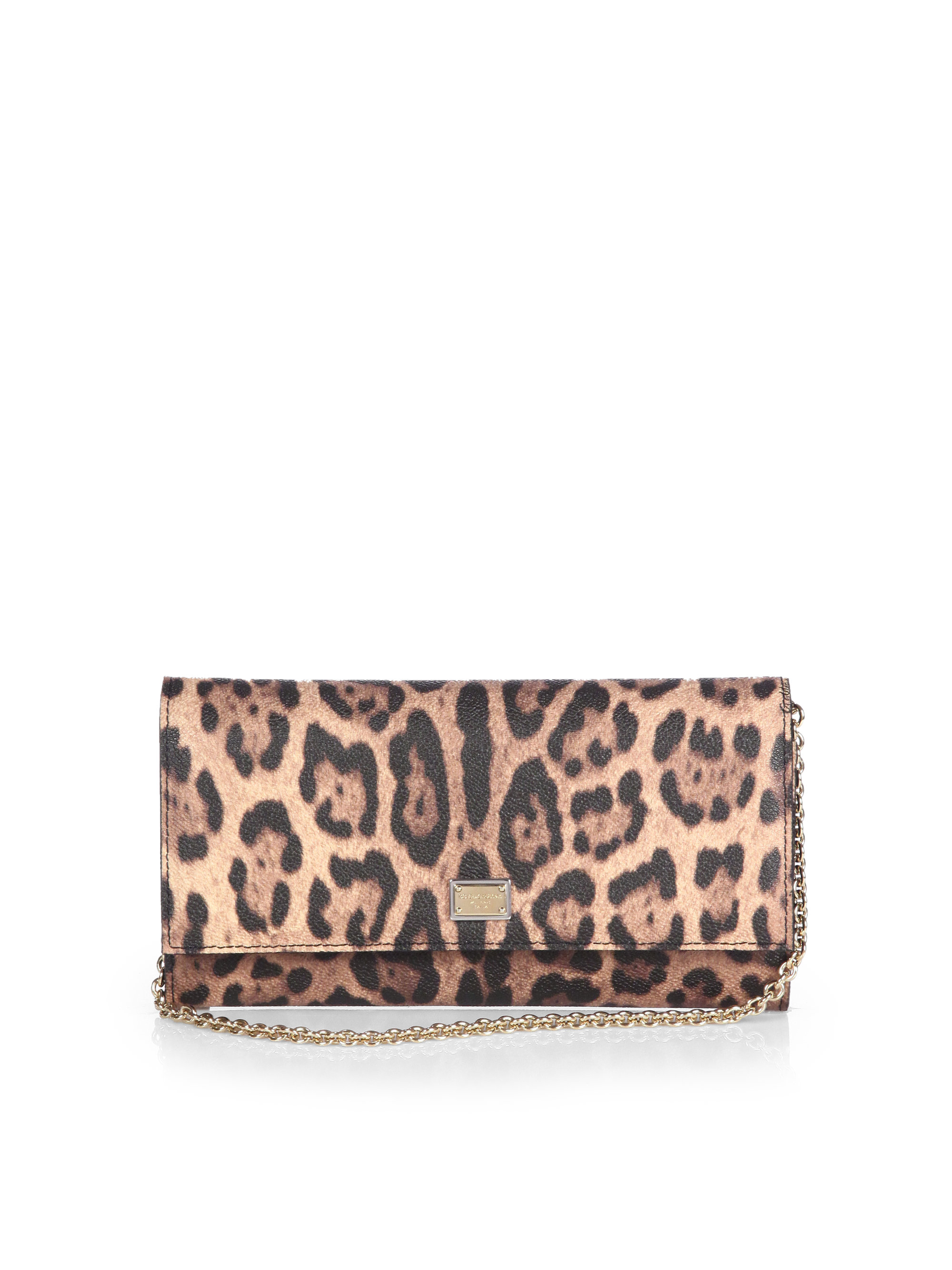 wallet on a chain - Black Dolce & Gabbana