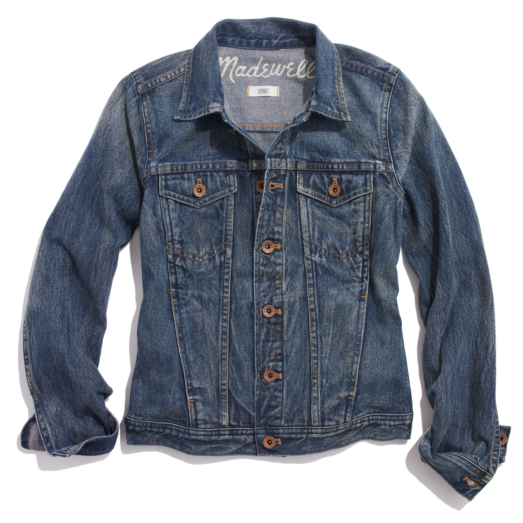 Madewell The Jean Jacket In Storm Cloud Wash in Blue   Lyst