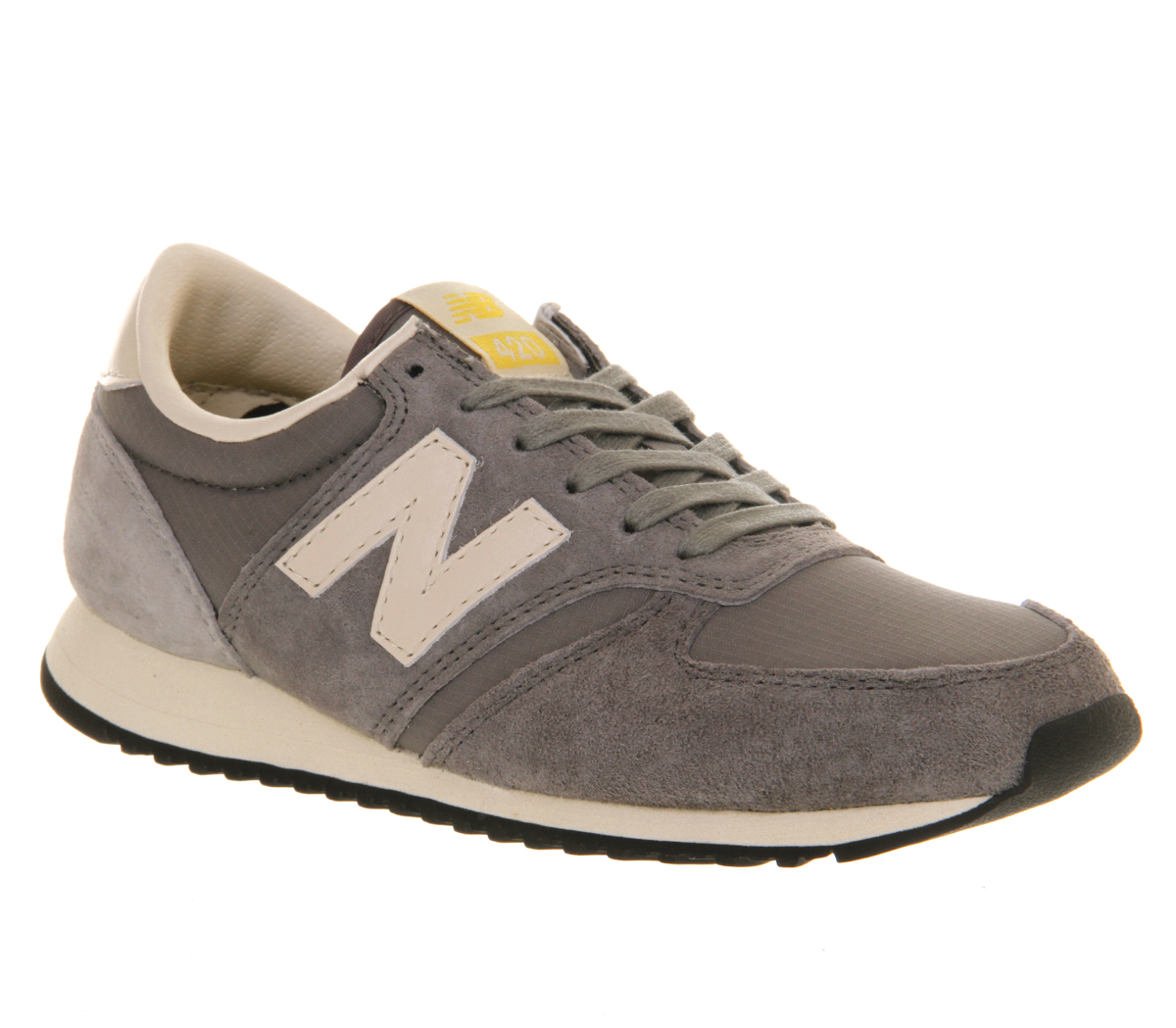 Orange And Gray New Balance Shoes