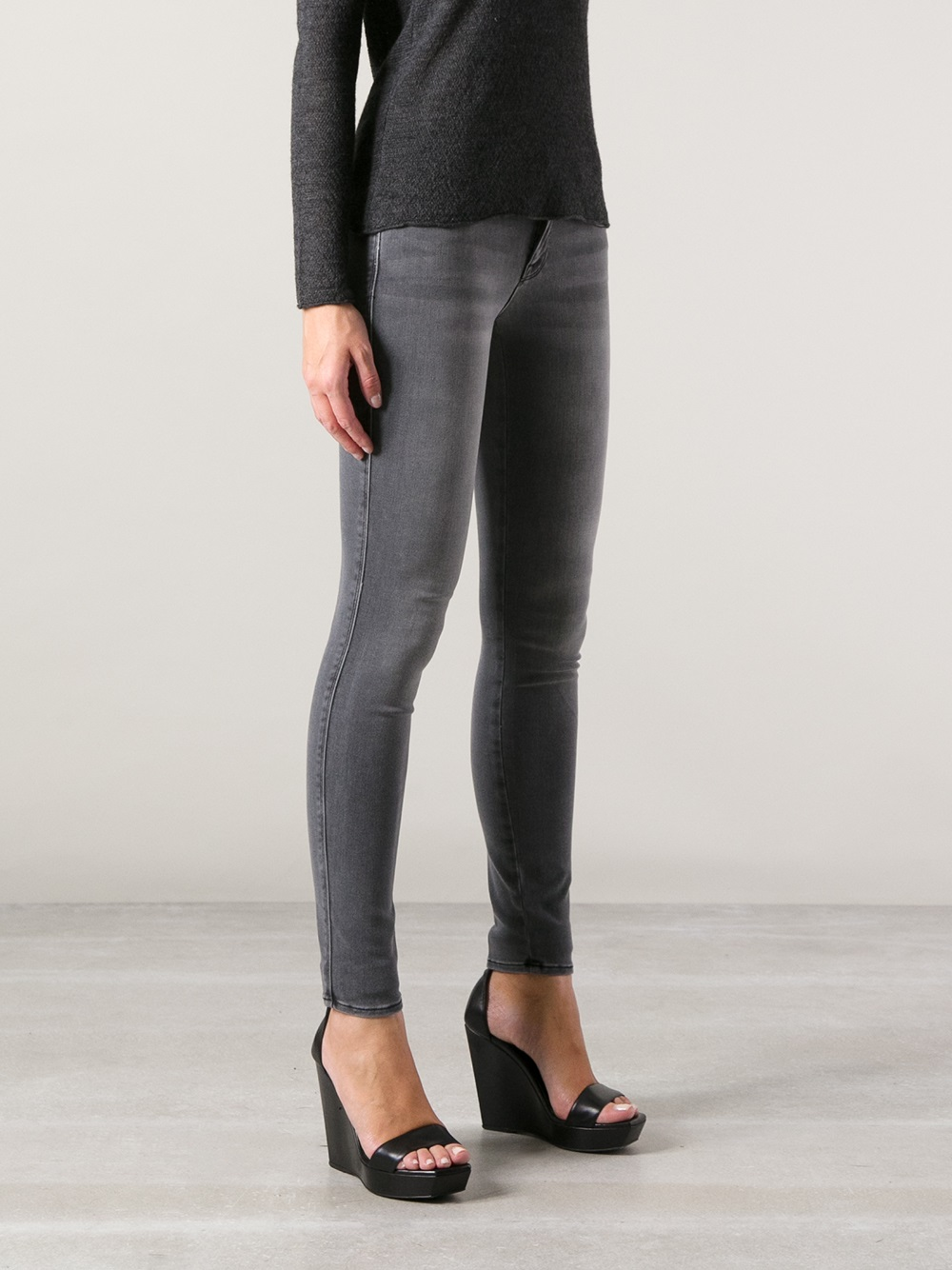 Genetic Denim Gaze Jeans in Grey (Grey)