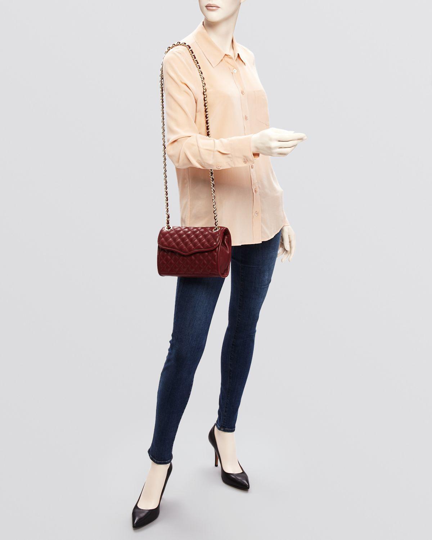 rebecca neiman quilt p prod mini bag shoulder crimson affair minkoff quilted mu