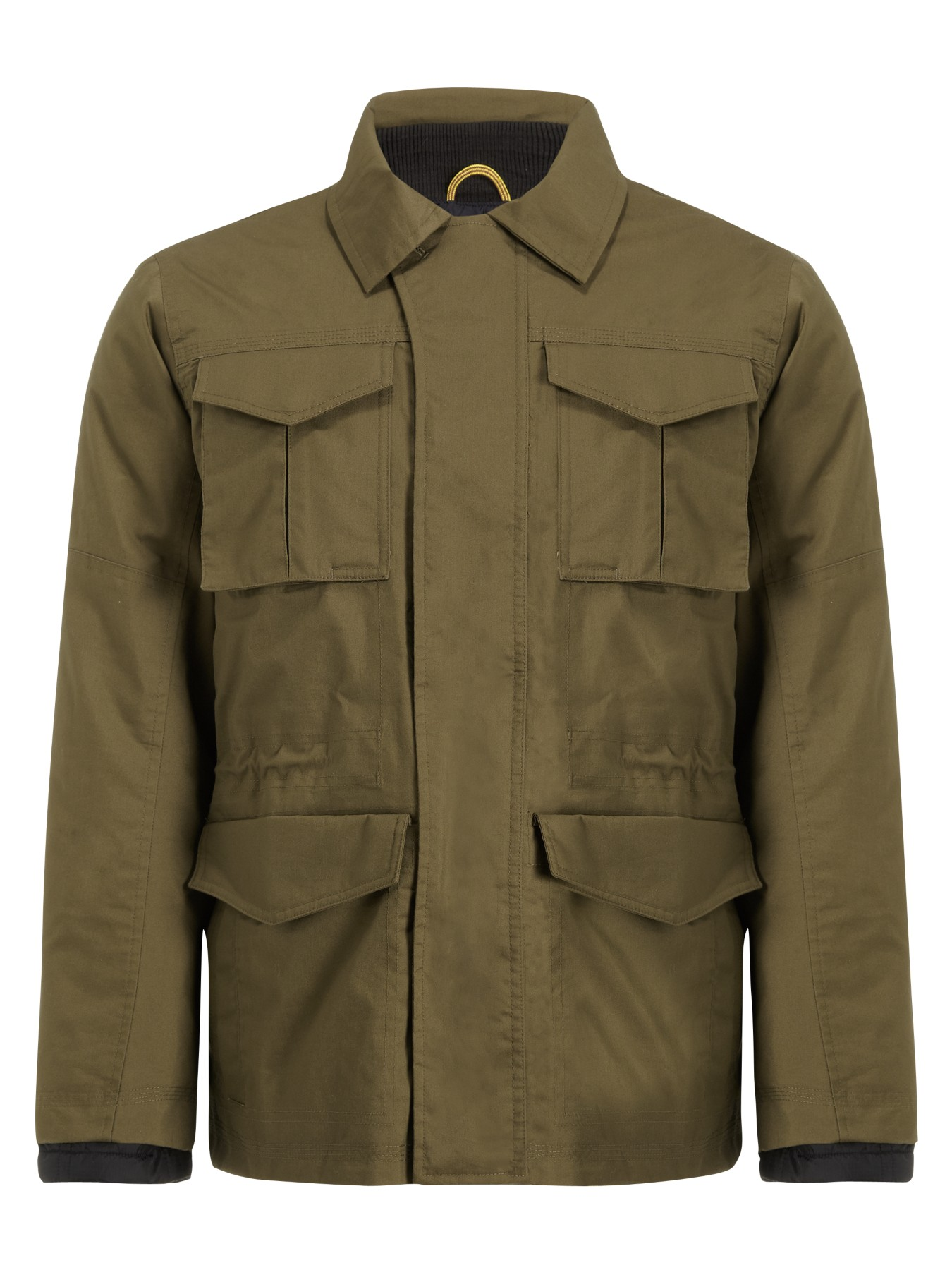 Sudor Cilios Religioso  Timberland Cotton Abington 3in1 Waterproof Field Jacket in Olive (Green)  for Men - Lyst