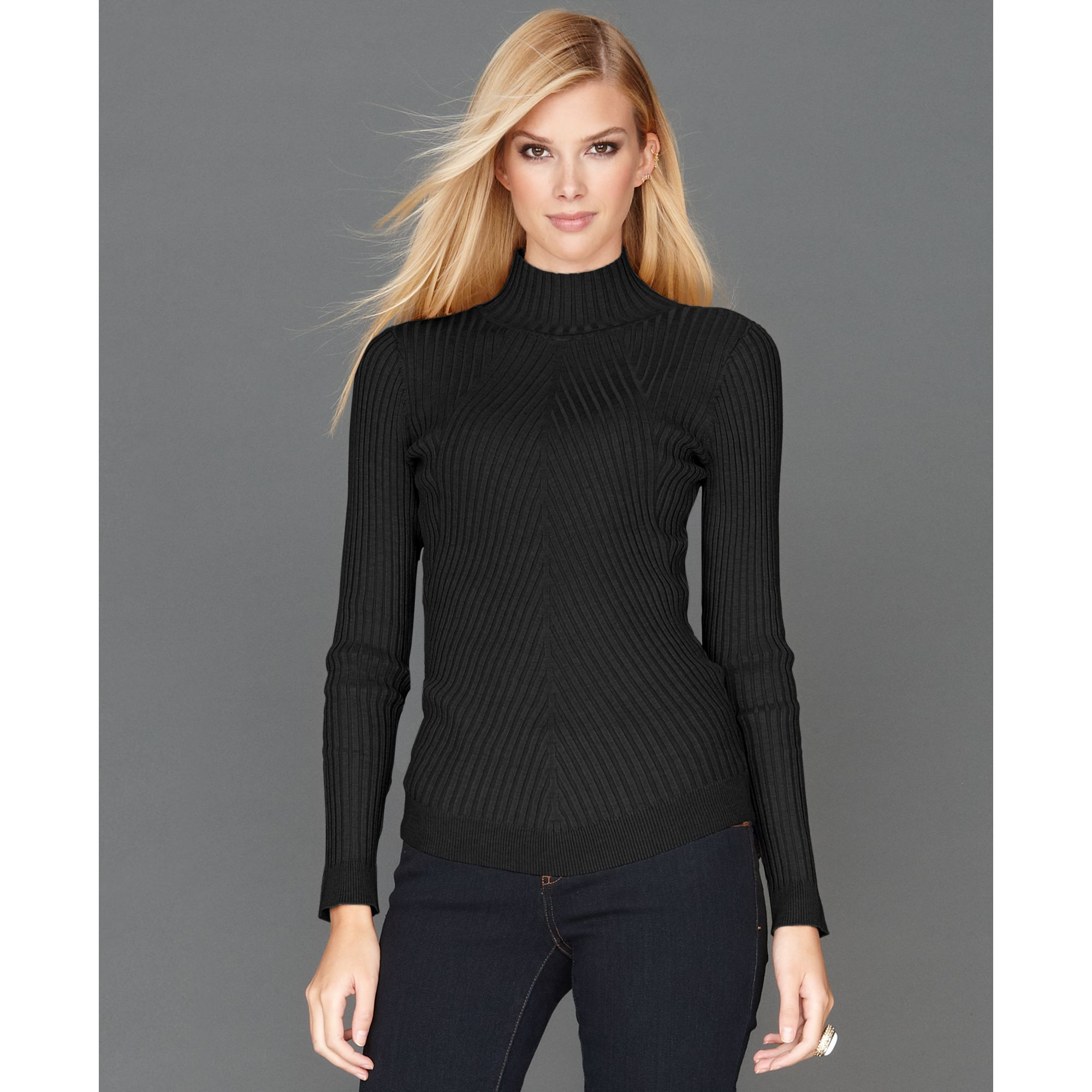 black turtlenecks remind me of Meg Ryan in You've Got Mail. Find this Pin and more on Style by Michelle Holt. Who doesn't love a fitted black turtleneck? Shop Women's Zara Black size S Cowl & Turtlenecks at a discounted price at Poshmark.