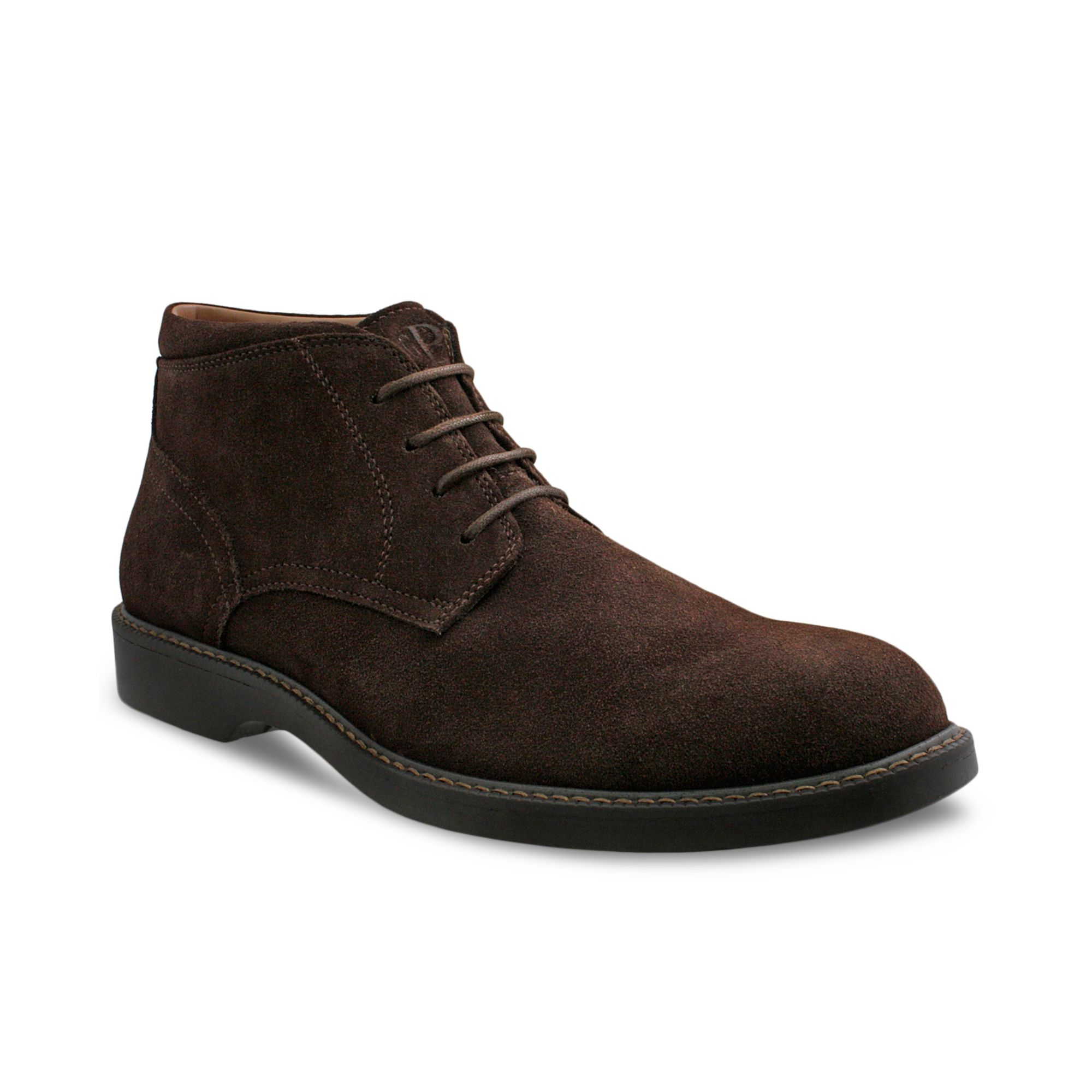 g h bass co bass plano chukka boots in brown for