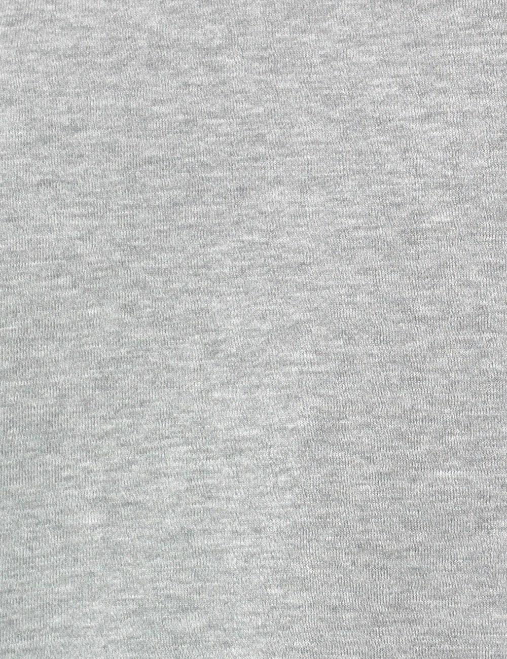 Blk Dnm Grey Melange Sweatshirt 6 In Gray Lyst